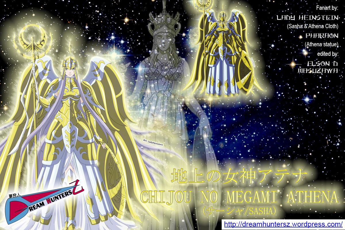 Chijou no Megami Athena - Sasha